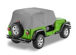 Car Cover - Car Cover - Bestop - Bestop 81037-09 All Weather Trail Cover For Jeep