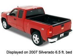 Truck Bed Side Rail - Truck Bed Side Rail - Bestop - Bestop 42730-01 BestRail System