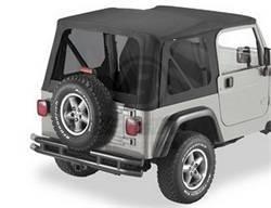 Replacement Top - Window Kit -Side/Rear - Bestop - Bestop 58128-35 Tinted Window Kit