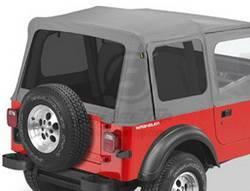 Replacement Top - Window Kit -Side/Rear - Bestop - Bestop 58120-09 Tinted Window Kit