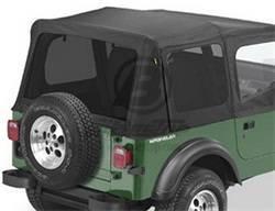 Replacement Top - Window Kit -Side/Rear - Bestop - Bestop 58120-15 Tinted Window Kit