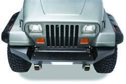 Bumper - Bumper- Front - Bestop - Bestop 42908-01 HighRock 4x4 Full Width Front Bumper