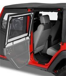 Door - Door - Bestop - Bestop 51793-35 HighRock 4x4 Element Soft Doors