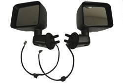 Door Mirror - Door Mirror Kit - Bestop - Bestop 51263-01 HighRock 4x4 Door Mirror Replacement Set