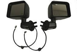 Door Mirror - Door Mirror Kit - Bestop - Bestop 51260-01 HighRock 4x4 Door Mirror Replacement Set