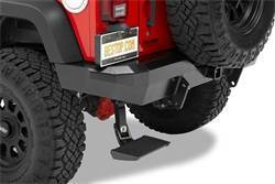 Truck Step - Truck Step - Bestop - Bestop 75299-15 TrekStep Retractable Step Rear Corner Mounted