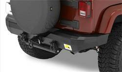 Bumper - Bumper Accessories - Bestop - Bestop 42905-01 HighRock 4x4 Approach/Departure Roller