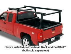 Roof Rack - Roof Rack - Bestop - Bestop 42792-01 BestRail Ladder Rack