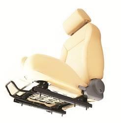 Seat - Seat Mounting Bracket - Bestop - Bestop 51245-01 Seat Slider With Adapter