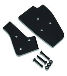 Door Mirror - Door Mirror Bracket - Bestop - Bestop 51259-01 HighRock 4x4 Door Mirror Mounting Bracket