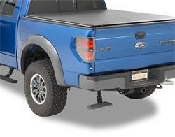 Truck Step - Truck Step - Bestop - Bestop 75303-15 TrekStep Retractable Step Rear Corner Mounted
