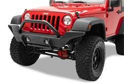 Bumper - Bumper- Front - Bestop - Bestop 42918-01 HighRock 4x4 High Access Front Bumper
