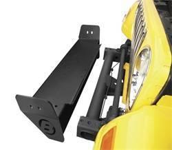 Bumper - Bumper- Front - Bestop - Bestop 42930-01 HighRock 4x4 Narrow Front Bumper