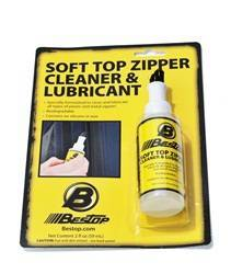 Cleaner/Protectant - Cleaner/Protectant - Bestop - Bestop 11206-00 Bestop Zipper Cleaner/Lubricant