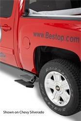Truck Step - Truck Step - Bestop - Bestop 75409-15 TrekStep Retractable Step Side Mounted