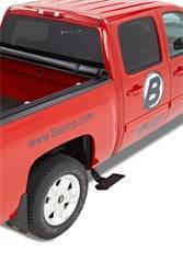 Truck Step - Truck Step - Bestop - Bestop 75408-15 TrekStep Retractable Step Side Mounted