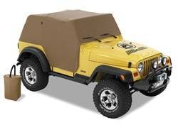 Car Cover - Car Cover - Bestop - Bestop 81036-37 All Weather Trail Cover For Jeep