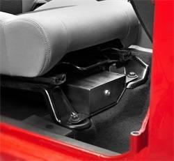 Bestop 42642-01 Underseat Locking Storage Box