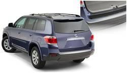 Bumper Accessories - Bumper Protection Pad - Bushwacker - Bushwacker 34017 OE Style Bumper Protection