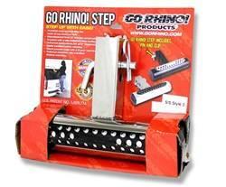 Trailer Hitch Accessories - Trailer Hitch Step - Go Rhino - Go Rhino 325PS Go Rhino Step