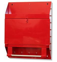 Shop Equipment - Garage/Shop Organizer - Go Rhino - Go Rhino 2022R Garage/Shop Organizer Lockable Organizer