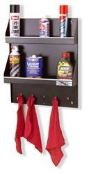 Shop Equipment - Garage/Shop Organizer - Go Rhino - Go Rhino 2016B Garage/Shop Organizer Storage Shelf Combination