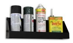 Shop Equipment - Garage/Shop Organizer - Go Rhino - Go Rhino 2002B Garage/Shop Organizer Aerosol Can Rack