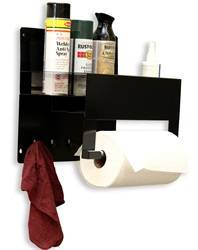 Shop Equipment - Garage/Shop Organizer - Go Rhino - Go Rhino 2000B Garage/Shop Organizer Aerosol Can Holder