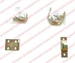 Suspension/Steering/Brakes - Steering Components - Rancho - Rancho RS5508 Steering Stabilizer Bracket