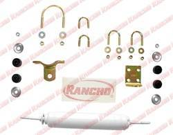 Suspension/Steering/Brakes - Steering Components - Rancho - Rancho RS97345 Steering Stabilizer Single Kit