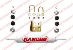 Suspension/Steering/Brakes - Steering Components - Rancho - Rancho RS97489 Steering Stabilizer Single Kit