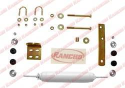 Suspension/Steering/Brakes - Steering Components - Rancho - Rancho RS97273 Steering Stabilizer Single Kit