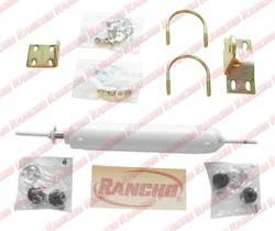Suspension/Steering/Brakes - Steering Components - Rancho - Rancho RS97355 Steering Stabilizer Single Kit