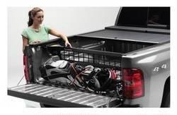Truck Bed Cargo Organizer - Truck Bed Organizer - Roll-N-Lock - Roll-N-Lock CM556 Cargo Manager Rolling Truck Bed Divider