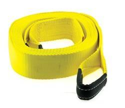 Trailer Hitch Accessories - Tow Strap - Smittybilt - Smittybilt CC220 Recovery Strap
