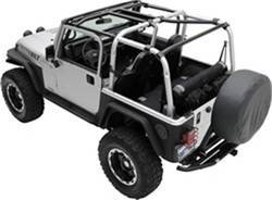 Roll Cage and Accessories - Roll Cage - Smittybilt - Smittybilt 76902 SRC Cage Kit