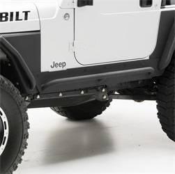 Body Protection - Rocker Panel Guard - Smittybilt - Smittybilt 76871 XRC Rocker Guard