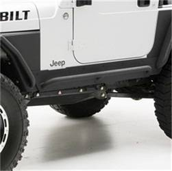 Body Protection - Rocker Panel Guard - Smittybilt - Smittybilt 76860 XRC Rocker Guard
