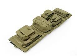Exterior Accessories - Truck Bed Accessories - Smittybilt - Smittybilt 5666001 GEAR Overhead Console