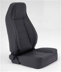 Seat - Seat - Smittybilt - Smittybilt 45001 Factory Style Replacement Seat