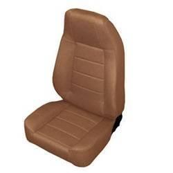 Seat - Seat - Smittybilt - Smittybilt 44917 Standard Bucket Seat