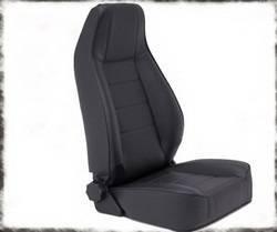 Seat - Seat - Smittybilt - Smittybilt 44901 Standard Bucket Seat