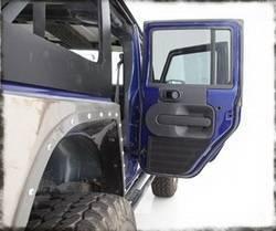 Interior Accessories - Doors and Components - Smittybilt - Smittybilt 5663101 Door Panel