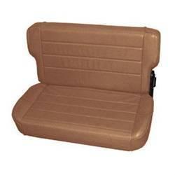 Seat - Seat - Smittybilt - Smittybilt 41517 Fold And Tumble Seat
