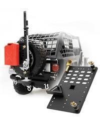 Specialty Merchandise - Tools and Equipment - Smittybilt - Smittybilt 2740-03 Intelligent Rack Jack Mount
