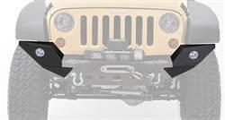 Bumper - Bumper Accessories - Smittybilt - Smittybilt 76828 XRC M.OD. Bumper End Plates