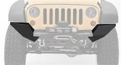 Bumper - Bumper Accessories - Smittybilt - Smittybilt 76826 XRC M.OD. Bumper End Plates