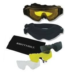 Specialty Merchandise - Tools and Equipment - Smittybilt - Smittybilt 1504 Protective Goggles