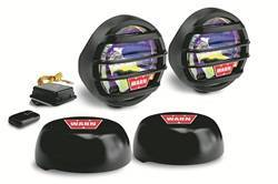 Fog/Driving Lights and Components - Fog Light Kit - Warn - Warn 82425 W650F Fog Light Kit