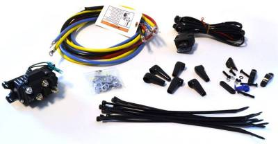 Winch Accessories - Winch Contactor - Warn - Warn 63990 Winch Upgrade Kit